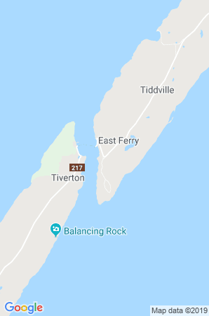 East Ferry Static Map